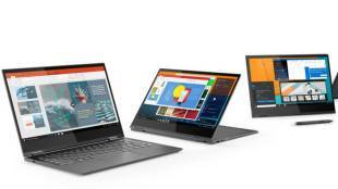 lenovo yoga c630 wos, first snapdragon 850-powered laptop, lenovo yoga with 25 hours battery life, unveiled lenovo, lenovo yoga c630, lenovo yoga c630 wos price, lenovo yoga ifa, ifa 2018 lenovo yoga, qualcomm, snapdragon 850