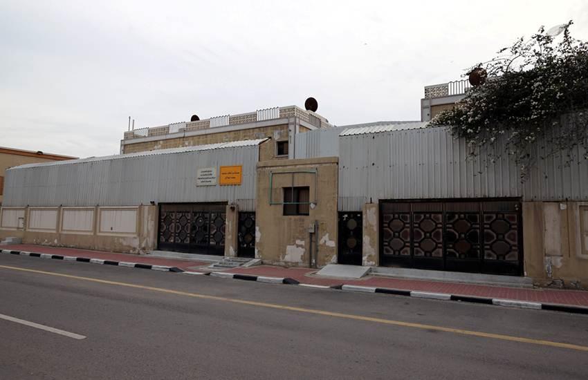 FILE PHOTO: Property belonging to billionaire Maan al-Sanea is seen in Khobar