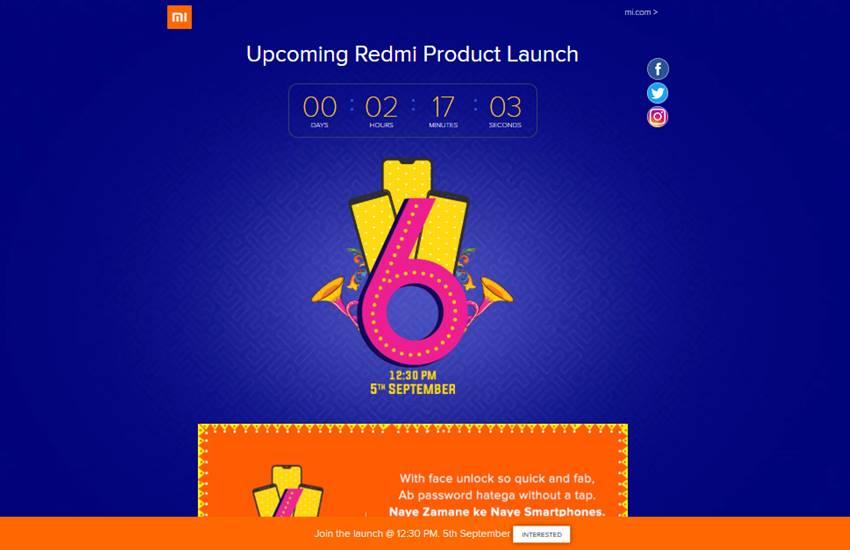 redmi 6, redmi 6 price in india, redmi 6 specifications, redmi 6 features, redmi 6a price, redmi 6a pro, redmi 6a price in india, redmi 6a pro price in india, mi 6 price in india, mi 6, mi 6 price in india, xiaomi redmi 6, xiaomi redmi 6a, xiaomi redmi 6a pro, xiaomi redmi 6 price in india, xiaomi redmi 6a price in india, xiaomi redmi 6a pro price in india