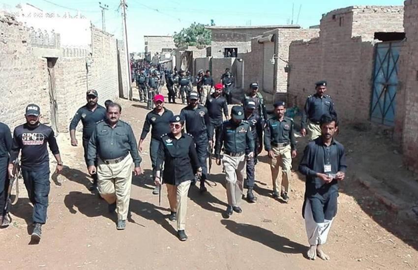 pakistan, Karachi Police, Karachi Police pakistan, pakistan police, Senior Superintendent Police Suhai Aziz Talpur, SSP Suhai Aziz Talpur, pakistan Senior Superintendent Police Suhai Aziz Talpur, Suhai Aziz Talpur,