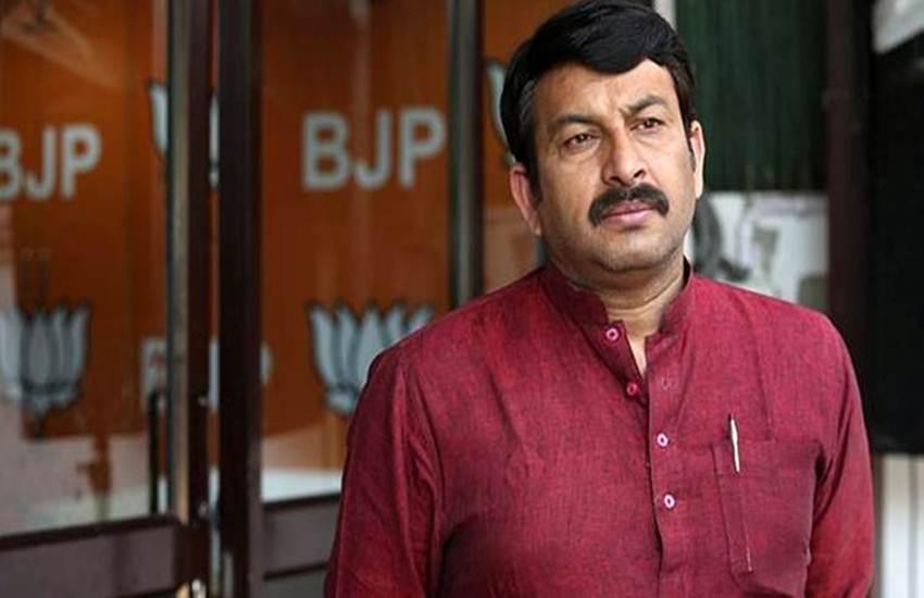 manoj tiwari, Ram Mandir