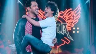 Zero, ISSAQBAAZI Video Song, ISSAQBAAZI song, ISSAQBAAZI gana, Shah Rukh Khan, Salman Khan, Anushka Sharma, Katrina Kaif