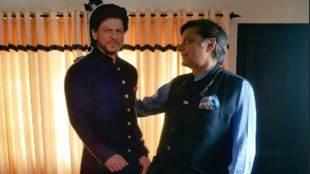 shashi tharoor, shahrukh khan
