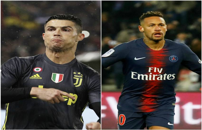 These are the 5 big differences between Ronaldo and Neymar born on this day