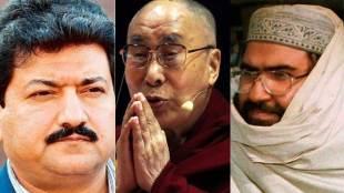Pakistani TV Journalist Hamid Mir trolled on Twitter as he compared Jaish-e-Mohammed Chief Masood Azhar from Religious Guru of Tibbet Dalai Lama