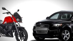 audi cars discount offer, car discount offer in march, mahindra two wheeler discount offer, mahindra mojo discount offer, audi q7 discount, audi q3 discount offer