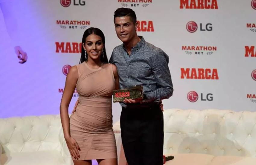 Cristiano Ronaldo may play for Real Madrid again, hints while receiving Marca award