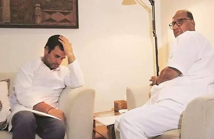 BJP leader, Maharashtra Minister, Girish Mahajan, Congress MLA, NCP MLA, BJP leader, Shiv Sena, assembaly election, Sharad Pawar, Uddhav Thackery, india news, Hindi news, news in Hindi, latest news, today news in Hindi
