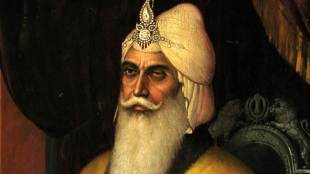 Raja Ranjit Singh, Raja Ranjit Singh Statue, Raja Ranjit Singh Statue Vandalised, Lahore, Statue, Punjab, Ruler, Raja Ranjit Singh, Grave, Shahi Qila, Lahore, Pakistan, International News, Hindi News