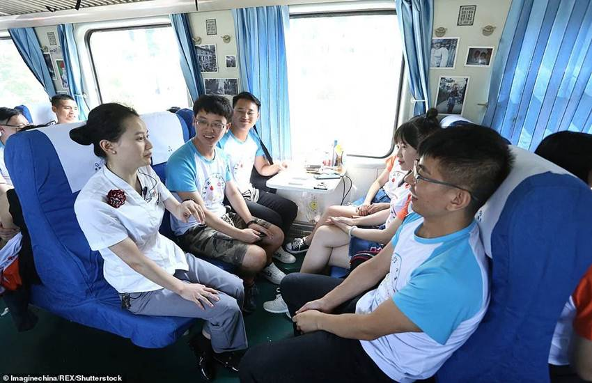 china love train