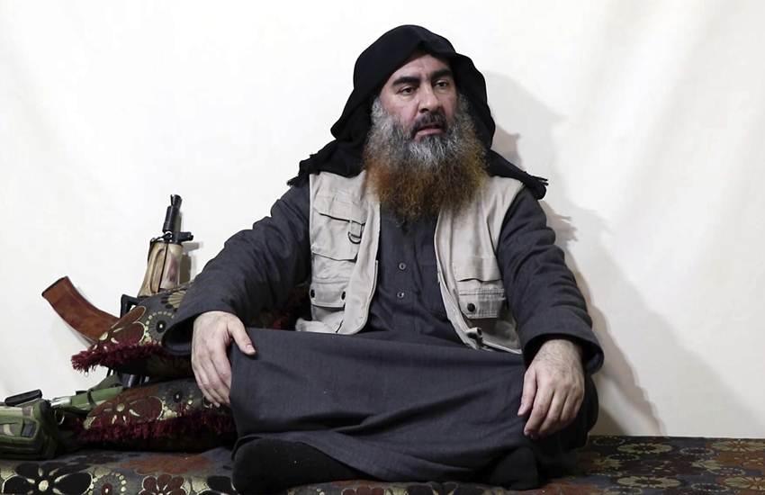 Abu Bakr al-Baghdadi, Austere Religious Scholar, Religious Scholar, IS, Islamic State, ISIS, The Washington Post, American Newspaper, USA, US, America, Donald Trump, International News, Hindi News