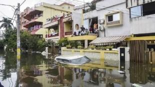 Bihar Floods Patna Rains Rajendra Nagar