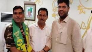 JJP, BJP,Tej Bahadur Yadav