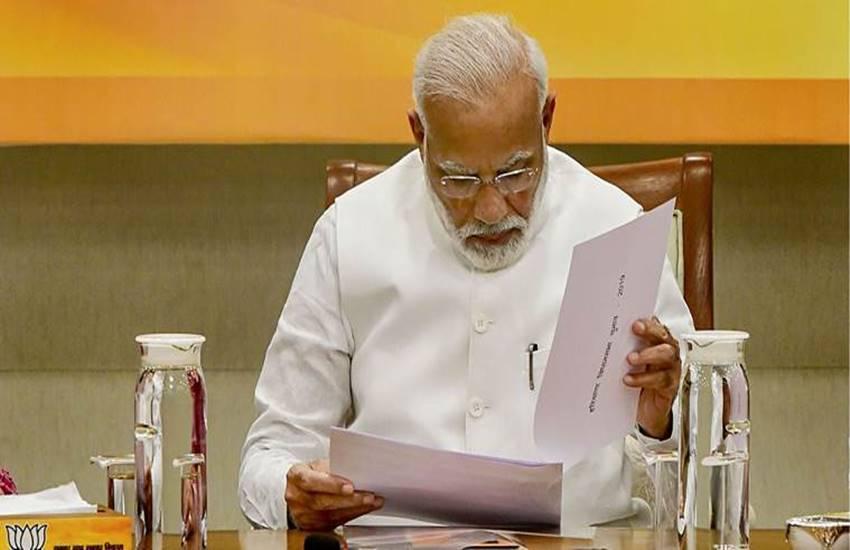 Maharashtra, MGAHV, Wardha, model code of conduct, model code of conduct interpretation, PM Narendra Modi, organising dharna, Letter to PM Modi, mob lynching, Registrar Rajeshwar Singh, Mahatma Gandhi Antarrashtriya Hindi Vishwavidyalaya,