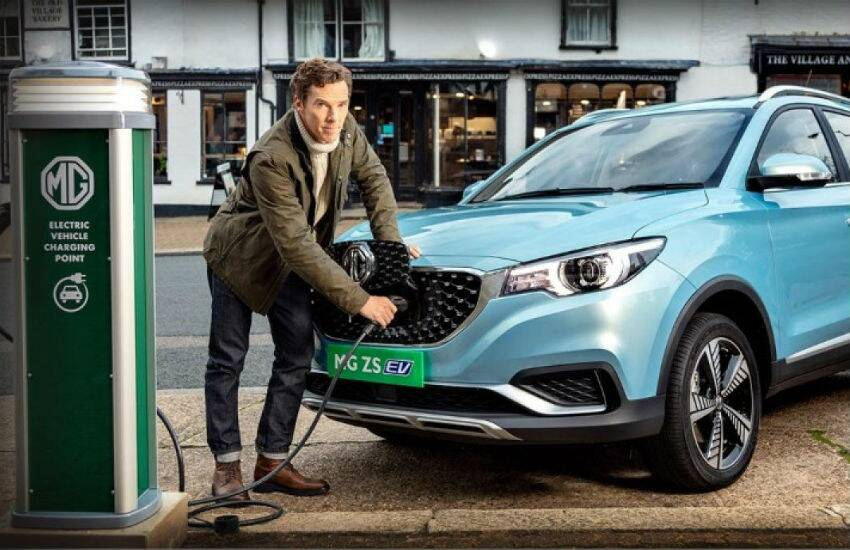 MG ZS EV, MG ZS Electric SUV, MG ZS Electric SUV price, MG ZS Electric SUV features, MG ZS Electric SUV driving range, MG ZS Electric SUV launch date, MG ZS Electric SUV in india