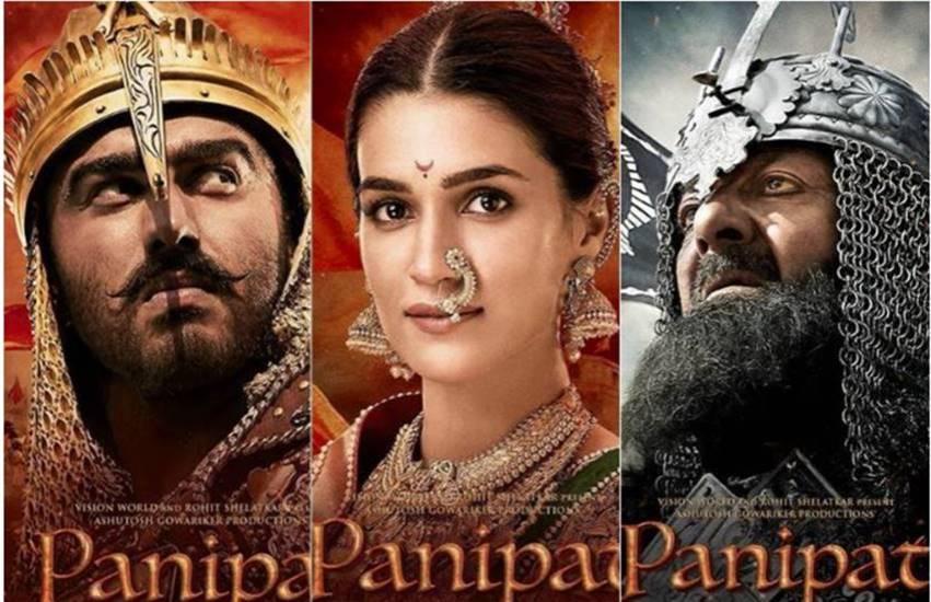 Panipat, Arjun Kapoor, Panipat Memes, Panipat Trailer, Kriti Sanon, Sanjay Dutt, Sanjay Dutt in Panipat Trailer, Arjun Kapoor PaniPat,, Kriti Sanon in Panipat, Arjun Kapoor Starre Panipat, PaniPat Movie Trailer Out, Social Media Users Reaction On Panipat, Fans Cracking Jokes on Panipat Trailer, Panipat Memes, Enteratinment News, Bollywood News, TelevisionNews