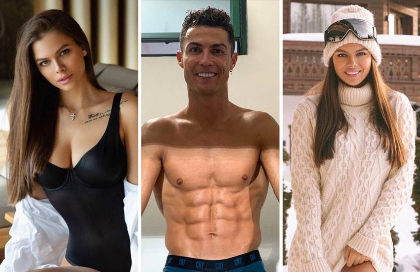 Russian model Victoria Odintkova revealed, said – Cristiano Ronaldo wanted to increase closeness by sending a message
