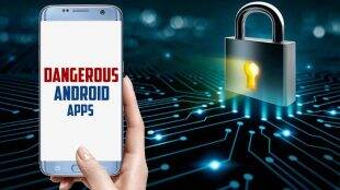 Dangerous Android apps List