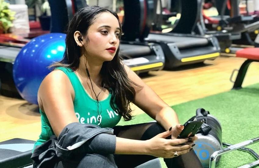 khatron ke khiladi 10, Rani Chatterjee, Bhojpuri Actress Rani Chatterjee, Rohit Shetty, khatron ke khiladi season 10, season 10 khatron ke khiladi, fitness freak, rani chatterjee, rani chatterjee gym photos, rani chatterjee hot photos, rani chatterjee in gym, rani chatterjee photos, rani chatterjee sexy photos, खतरों के खिलाड़ी 10, रानी चटर्जी, खतरों के खिलाड़ी में रानी चटर्जी, रानी खतरों के खिलाड़ी, रोहित शेट्टी,