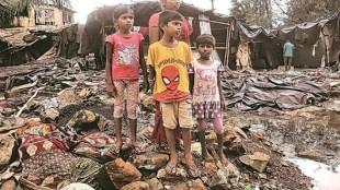 slum dwellers
