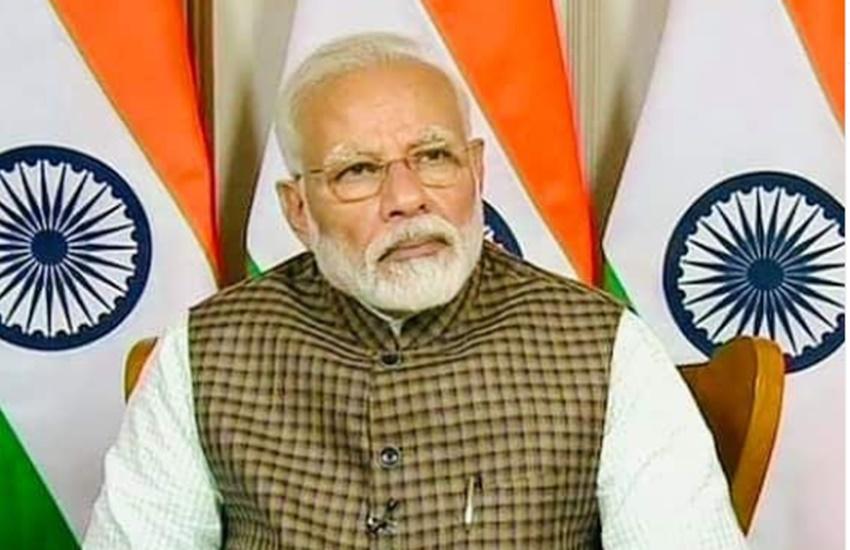 PM Modi, Social Media,