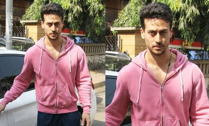 Baaghi 3, Tiger Shroff, Tiger, Tiger Shroff Dangerous Friend Tiger, Tigr Adopt A Dangerous Tiger, Tiger Shroff Adopted Tiger From Jungle, New Fashion in Bollywood Industry , entertainment news, Bollywood news, television news, entertainment news