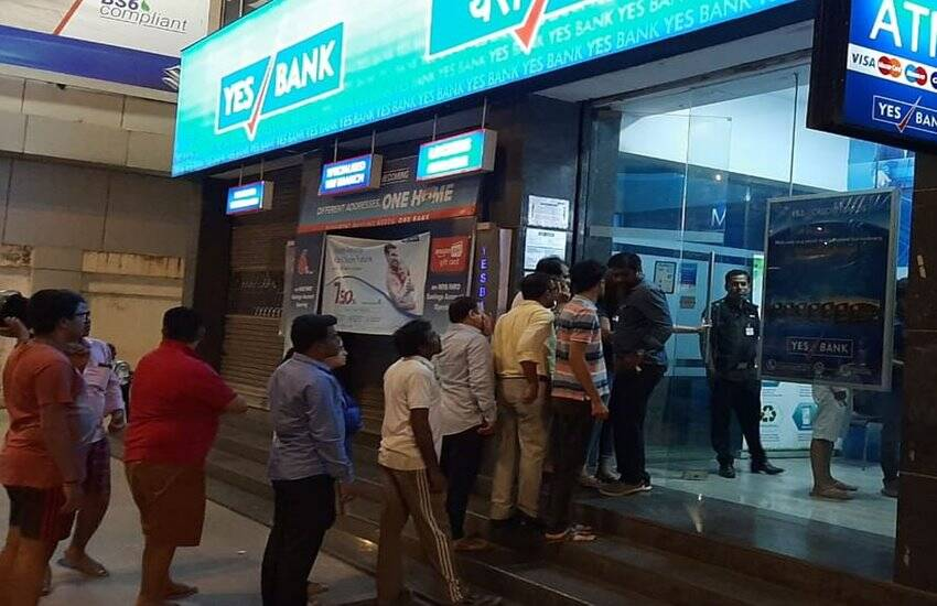 yes bank revival