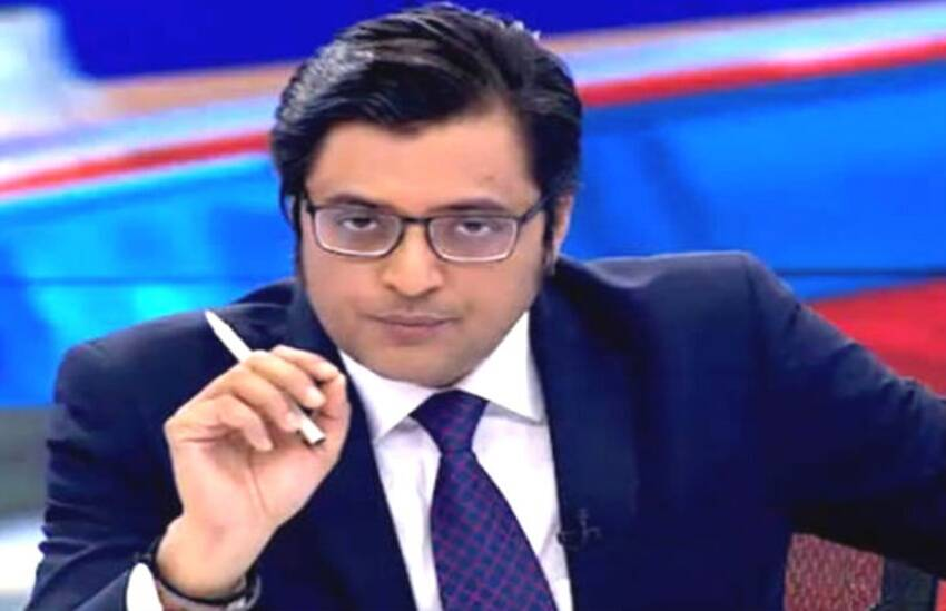 Arnab Goswami, News in Hi