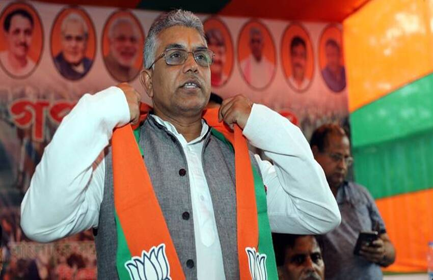 Bengal BJP chief