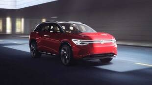 Volkswagen new electric Suv, Volkswagen electric Suv ID.6. Volkswagen is working on a 7-seater electric SUV with 600-kms range, fully electric SUV, Volkswagen ID.6 , electric vehicles in india