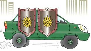 Bharti AXA Motor insurance Policy, Cheapest Car insurance, Kilometer base insurance Policy, motor insurance Policy new scheme, car insurance Detail in hindi