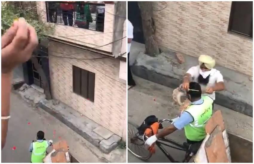 Corona virus, Punjab, Viral video,