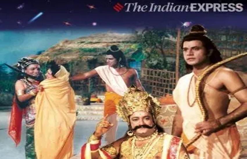ramayan, Ramayan live update, Corona Virus, ramayan cast, ramanand sagar, shri ram, ram-lakshman prem, ram-bharat samvad, raja dashrath, ravan, ahankari ravan, gyani ravan, arun govil, dara singh, CORONA Savior Ramayan, Ramayan Cast, Ramayan Telecast Timing, Ramayan Story, Ramayan Katha, Sampurna Ramayan, Ramayan Film, Ramayan Full Episode, Ramayan Good Vibes, Ramcharitmanas, entertainment news, bollywood news, television, news, Dipika Chikhlia, Arun Govil, Sunil, entertainment news