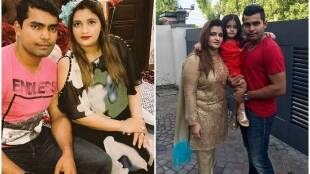 umar akmal and his wife 1200