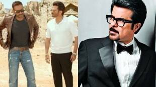 Ajay Devgn, Anil Kapoor, Bollywood Superstar Ajay Devgn, Superstar Anil Kapoor, Anil Kapoor Remind Ajay Devgn, Big Mistake of Anil Kapoor, Ajay Devgn Debut Movie, Ajay Devgn First Movie Premiere, Ajay DEVGN Phool aur Kante Released with lamhe, entertainment news, bollywood news, television news