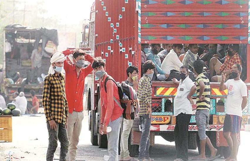bihar migrant workers