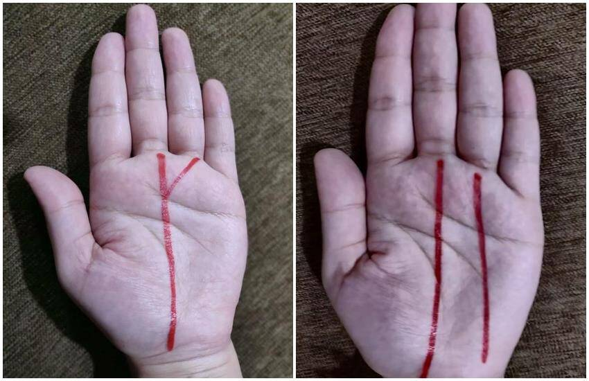 palmistry, palmistry line, palmistry life line, luck line in hand, lucky people, astrology, lucky people according to astrology, palm reading, hand line prediction, future prediction,