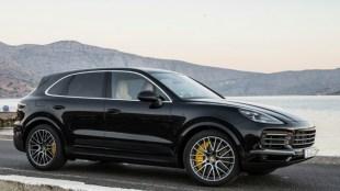 Porsche Cayenne Coupe Recall, Porsche Cayenne Fuel Leak Problem,