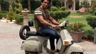 Sonu Sood Latest News, Sonu Sood Car Collection, Sonu Sood Bajaj Chetak Scooter