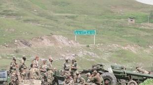 India China, Galwan Valley,