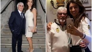 Bernie Ecclestone Fabiana Flosi