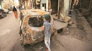 Delhi riot murders