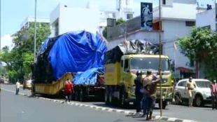 Volvo truck, Volvo truck aerospace equipment, Volvo truck nasik to Thiruvananthapuram