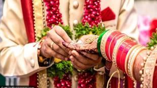 MARRIAGE CEREMONY, LOCKDOWN MARRIAGE, CORONA PERIOD