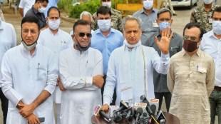 Ashok Gehlot rajasthan rajasthan government crisis sachin pilot