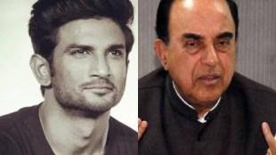 Sushant Singh Rajput, Sushant Singh Rajput Death, Subramanian Swamy, Subramanian Swamy on Sushant Singh Rajput cas