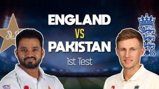 England vs Pakistan match live blog