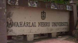 JNU, Jawaharlal Nehru University, M Jagdish Kumar
