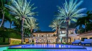 Jennifer Lopez Alex Rodriguez Mansion