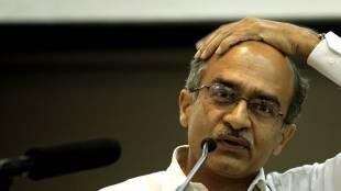 SC Advocate Prashant Bhushan